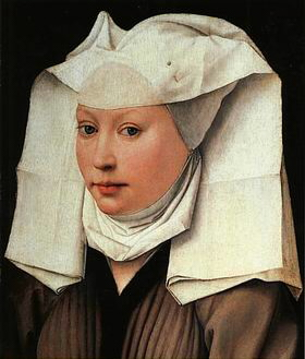 Portrait of Julian of Norwich
