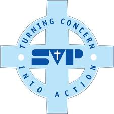 Logo of The St Vincent de Paul Society